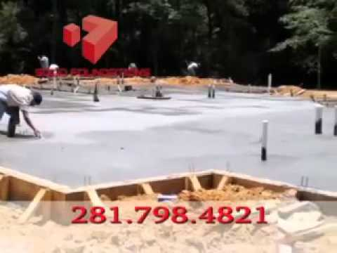 Solid Foundations - Residential/Commercial Concrete & Slab Pouring