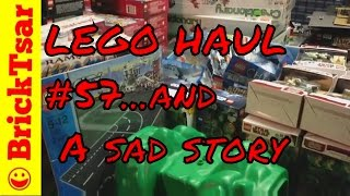 Lego Haul 57 Walmart Polybag Display, Ebay, More Lego Clearance