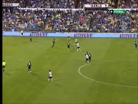Andres D'Alessandro vs Real Madrid 2006/2007 HD
