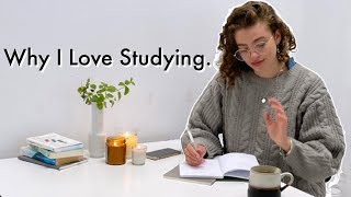 How to actually ENЈOY studying. | Motivation for Back to School! 📚