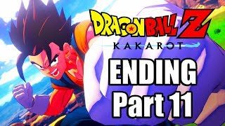 DRAGON BALL Z KAKAROT ENDING Gameplay Walkthrough Part 11 (FINAL) - No Commentary [1080p]