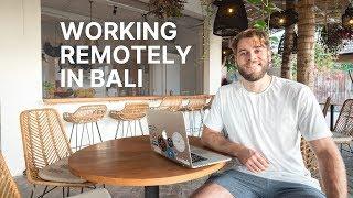 Working Remotely in Bali (Canggu)