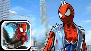 Spider-Man Unlimited: SPIDER-PUNK Overview [Android/iPhone/iPad]