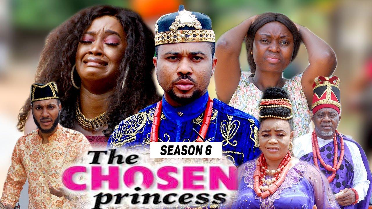 THE CHOSEN PRINCESS (SEASON 6) {TRENDING NEW MOVIE} - 2021 LATEST NIGERIAN NOLLYWOOD MOVIES