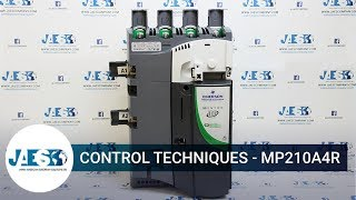 CONTROL TECHNIQUES MP210A4R - Converter MP 75KW - IN 220/480V - 175A OUT 240/530V - 210A