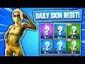 BRAND NEW SKINS! Daily & Featured Item Shop In Fortnite: Battle Royale! (Skin Reset #201)