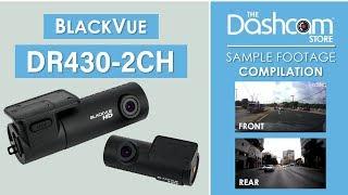 видеорегистратор BlackVue DR430-2CH GPS. Купить BlackVue DR430-2CH GPS по лучшей цене 15390,00 руб