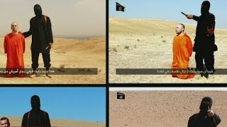 The hunt for man in ISIS beheading horror