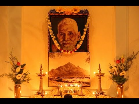 Sri Ramana's Arrival at Arunachala Celebration- SAT Temple, September 1, 2016