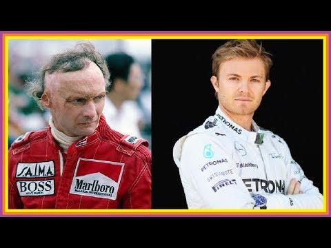 F1 CHAMPIONSHIP WINNERS 1975-2016