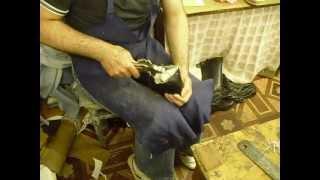 Пошив обуви на заказ в ручную(Пошив обуви маленьких и больших размеров по каталогу, Женскую и мужскую обувь по индивидуальным меркам...., 2013-07-03T18:24:58.000Z)