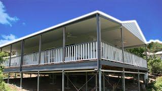 Granny Flat Build In Queensland | Sloping Block