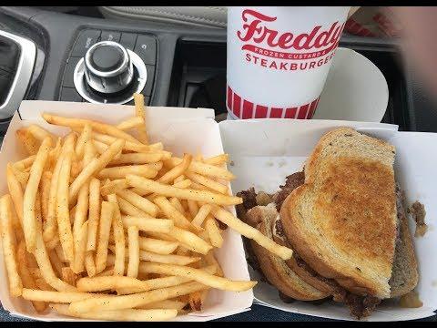 Freddy's Frozen Custard & Steakburgers: Double Patty Melt Combo Meal Review