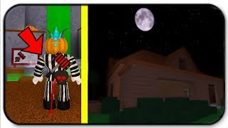 *New* Homestead Map + Dark Bones Bundle - Roblox Flee The Facility (Halloween Event)