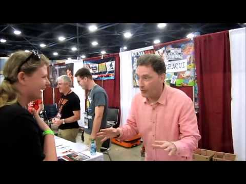 Tom Kenny at Super Con 2015