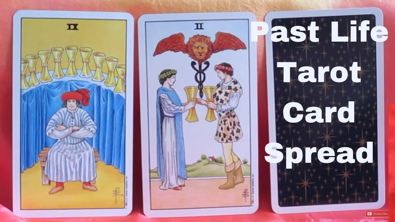 Past Life Tarot Spread | Daily Tarot Girl