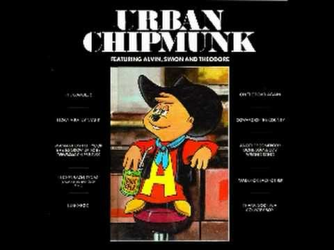 The Chipmunks  Luckenbach, Texas Back To The Basics Of Love LP Version