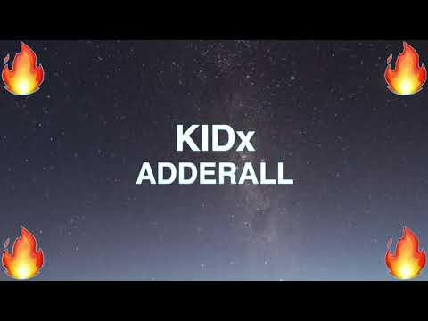 KIDx - ADDERALL