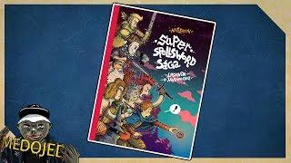 Super Spellsword sága   Nejlepší český komiks?
