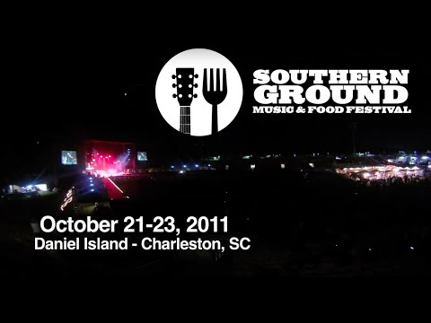 2011 Southern Ground Music and Food Festival - Charleston Recap Thumbnail image