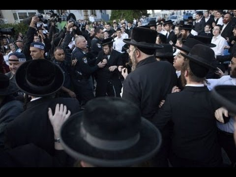 Ultra-Orthodox Jews Shun Their Own Reporting Child Sexual Abuse