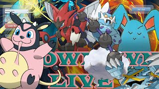 Pokemon Showdown Live ORAS #107 [Ou] - Ft CTC, PokeaimMD, CBB, Emvee, Blunder