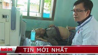 Khám bệnh và cấp thuốc miễn phí cho hơn 2.000 người dân vùng lũ