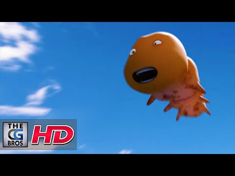 "**Award Winning** CGI 3D Animated Short Film: ""FLYWORM"" - by  Naruphon Punphairoj 