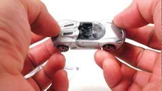 Quickie Car Review - 2013 Hot Wheels New Models - Porsche 918 Spyder