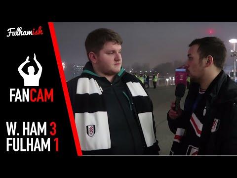 FAN CAM   West Ham 3-1 Fulham