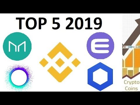 Top 5 Cryptocurrencies of 2019 so far. Why are they doing so well?