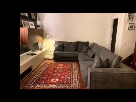 Divani Su Misura Meda.Divano In Pelle Composizione Su Progetto Villa Salotti Youtube