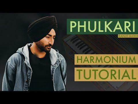 Phulkari | Ranjit Bawa | Harmonium Tutorial | Music Guru thumbnail