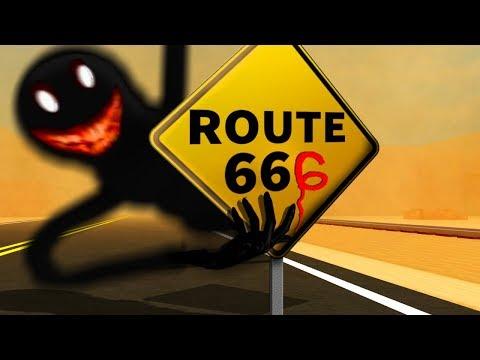 ROBLOX ROUTE 66...