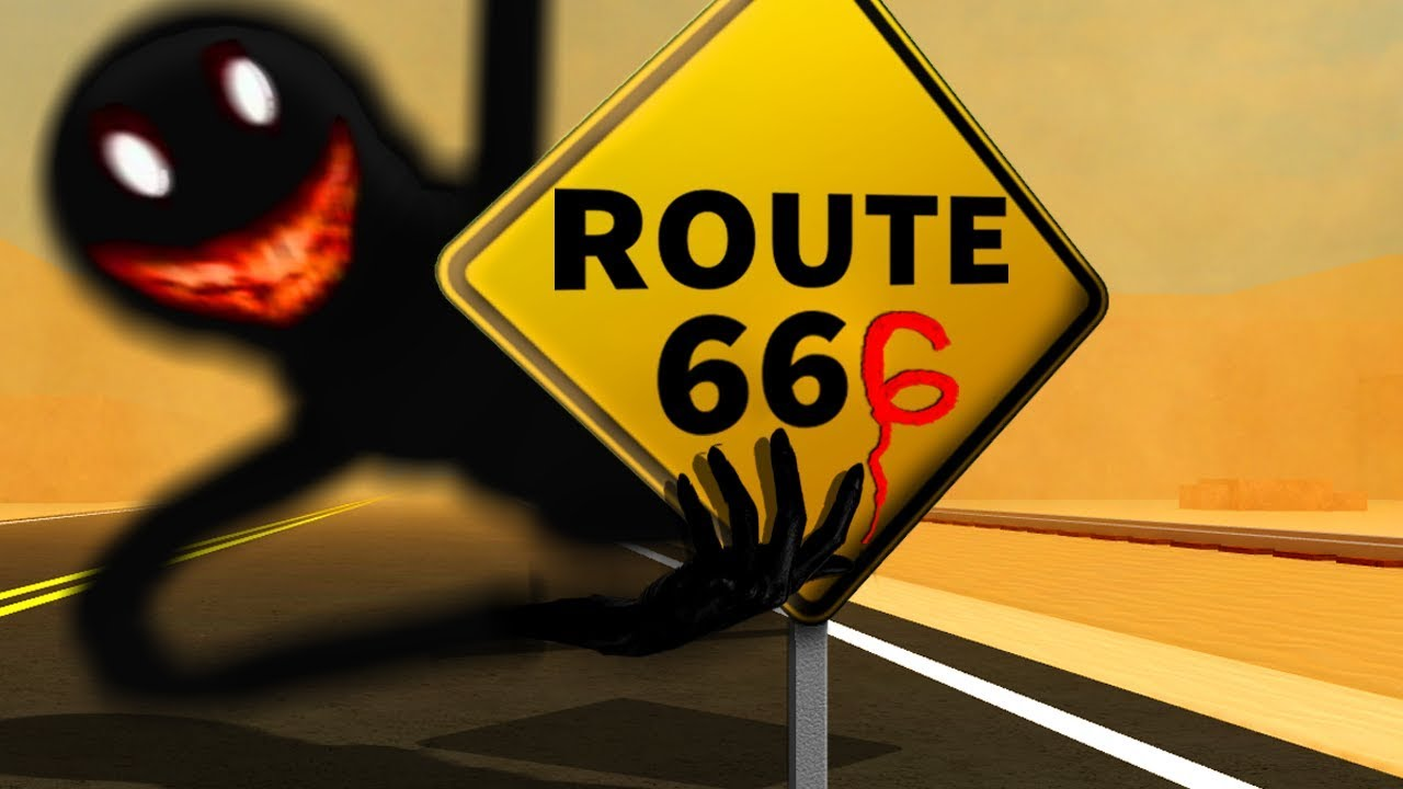 Download ROBLOX ROUTE 66...
