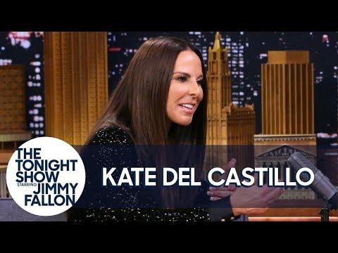 Rico - Kate Del Castillo Con Jimmy Fallon