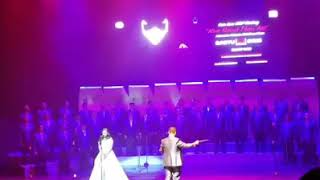 Maria Simorangkir feat koor Ama HKBP Menteng - Never Be Enought