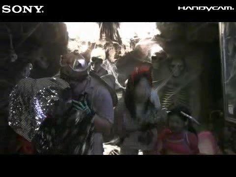 Sony X Ocean Park Halloween 2008 (01/10  07:25PM)