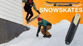 LY Snowskates 2021!