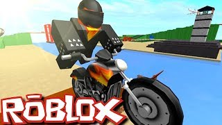 I DO TRIX WITH MY MOTO ROBLOX VEHICLE SIMULATOR