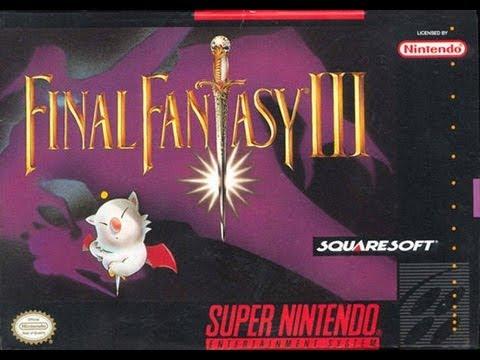 SNES Final Fantasy 3 Video Walkthrough 1/4