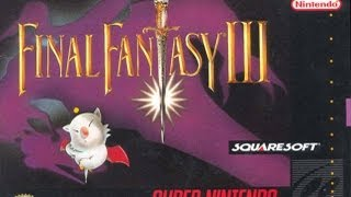 SNES Final Fantasy 3 Video Walkthrough 1/4