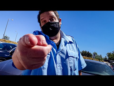 SECURITY GUARD UNLAWFULLY CALLS POLICE ON US…RIP Malibu Car Show