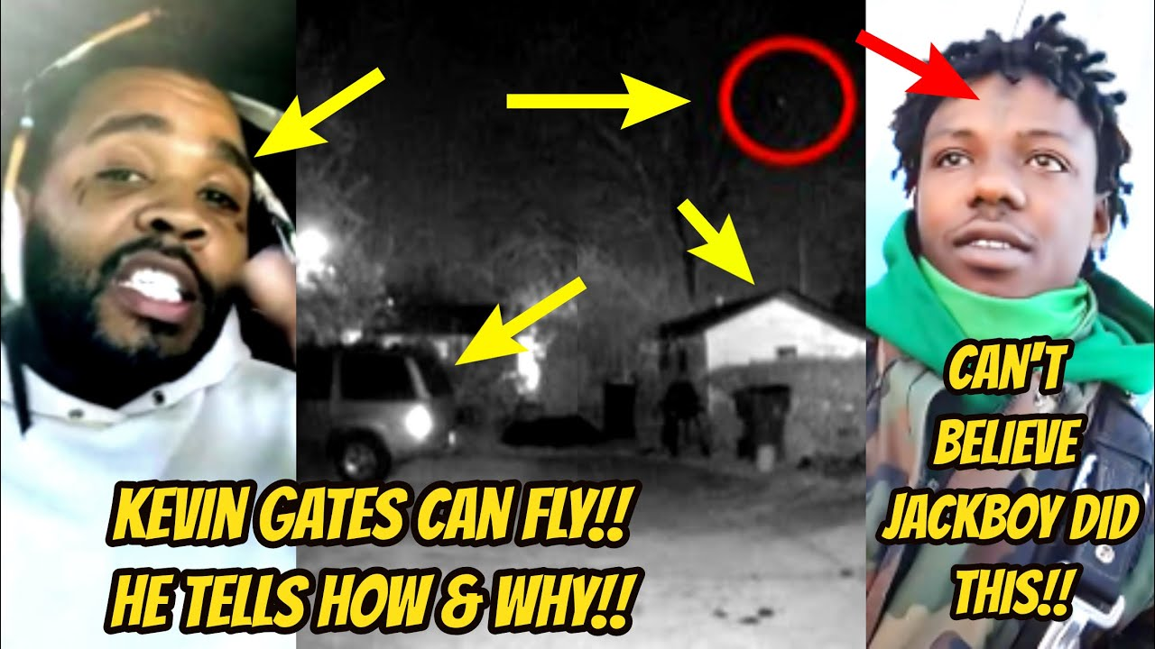 CRAZY! Kevin Gates CAN FLY?! He Tells H0W & WHY! Jackboy DID WHAT!! Quando Rondo on Lul Timm ARR3ST!