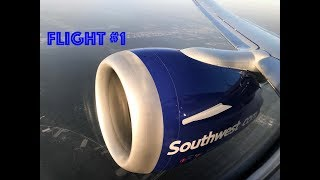 Southwest 737 MAX 8 - Flight #1 Experience!! DAL-HOU