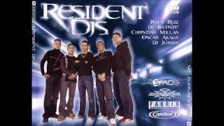Resident Dj`s - Christian Millán - Fabrik