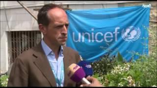 """اليونيسيف تعلن عن بدء حملة """"العودة إلى المدارس"""""""