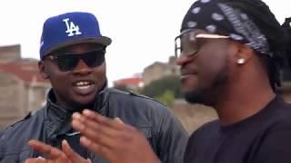 Khaligraph Jones & Rudeboy look for inspiration in the streets - Coke Studio Africa (EA)
