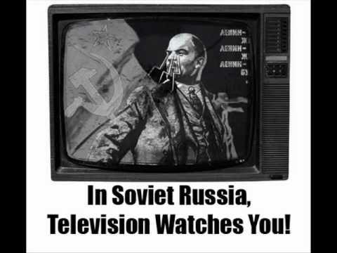 THE BEST IN SOVIET RUSSIA JOKES - YouTube