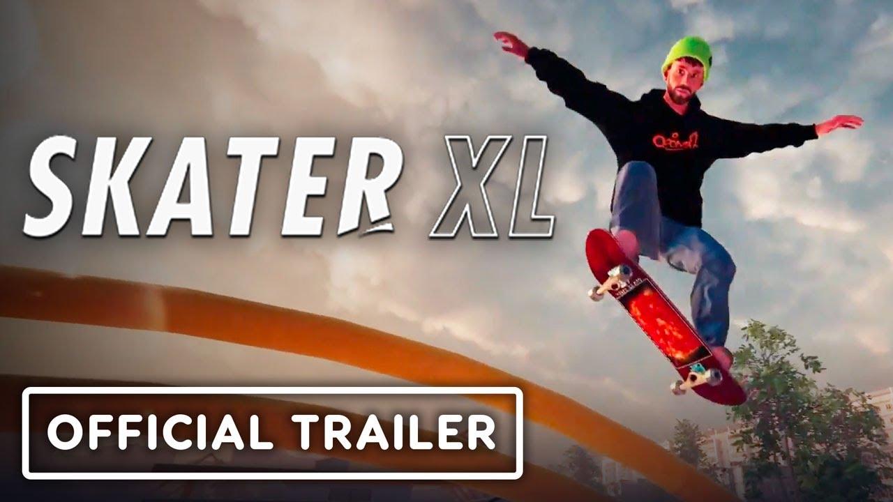 Skater XL - Official Fermenter Plaza Map Launch Trailer